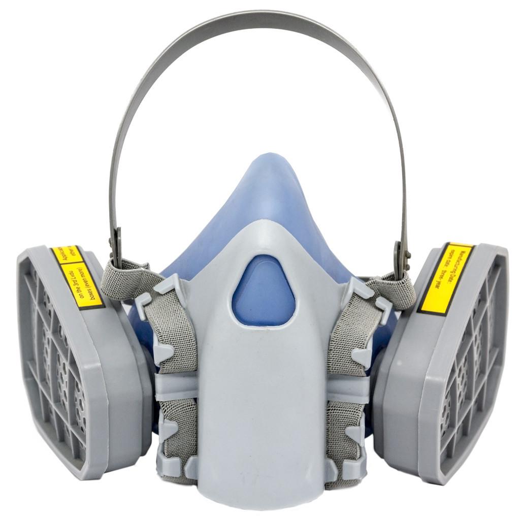Респіратор Stalker-2 (Сталкер-2) з двома фільтрами (аналог 3М)