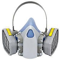 Респиратор Stalker-2 (Cталкер-2) с двумя фильтрами (аналог 3М)