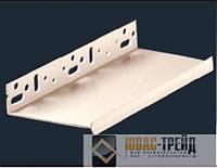 ТМ CAPATECT Профиль цокольный,универсальный, ПВХ, 100-160 мм., 2 м.п.,шт.