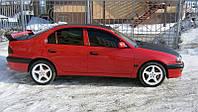 Дефлекторы окон (ветровики) TOYOTA Avensis Sd 1997-2002
