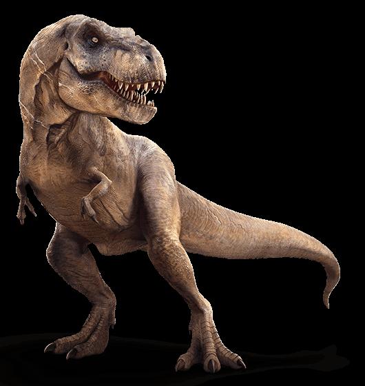 Купить садово-парковою скульптуру Динозавр T-REX.