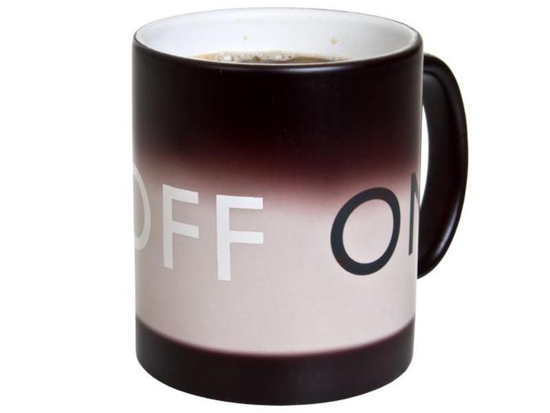 Оригинальная чашка On/Off