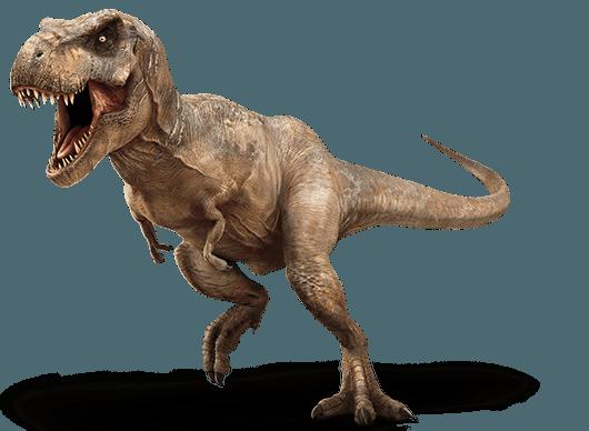 Купить садово-парковою скульптуру Динозавр T-REX