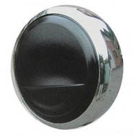 Чехол для запаски 265-70 R16 Nissan Patrol (black/chrome) Wellstar STC-03C6PA (B)