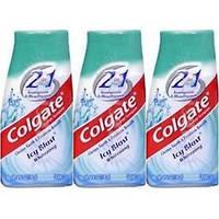 Зубная паста 2 в1 Свежее Дыхание  Colgate Icy Blast 2in1 130 гр