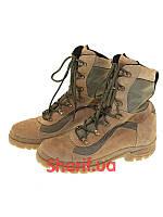 Ботинки с высокой берцой на мембране Khaki (модель 3) 7580