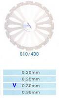C10/400/0.30 диски алм.двухст.