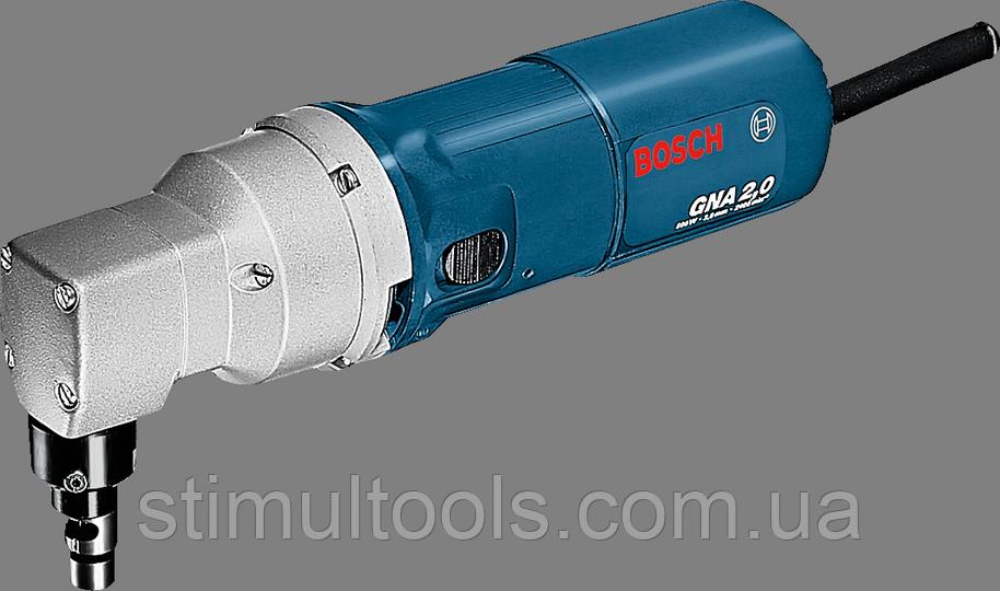 Высечные ножницы по металлу Bosch GNA 2,0