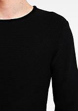 Мужской  вязанный свитер Ferdinan от !Solid в размере L, фото 2