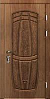 Бронированные (входные) двери: Модель №14 (для улицы)