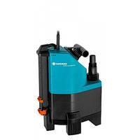 Насос дренажный для грязной воды Gardena 13000 Aquasensor Сomfort (01799-20)
