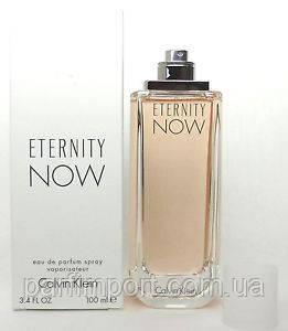 Calvin Klein Eternity NOW edp 100 ml TESTER  парфумированная вода женская (оригинал подлинник  Франция)
