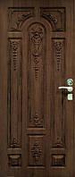 Бронированные (входные) двери: Модель №17 (для улицы)