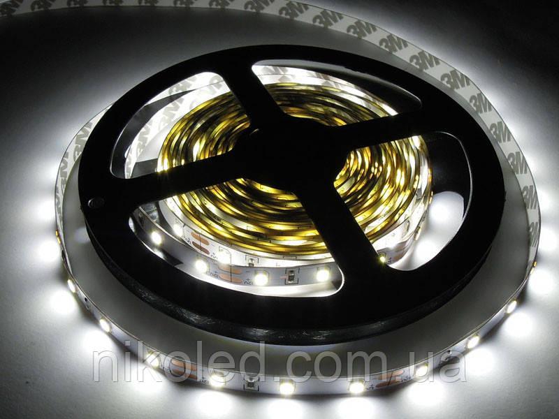 Світлодіодна стрічка SMD5050-60 Digital IP20 12V Червоний