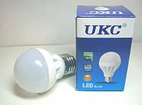 LED Лампа светодиодная лампочка LED LAMP 9W 12W UKC E27