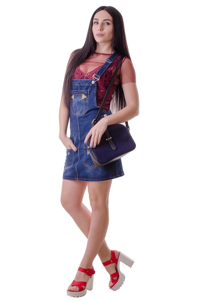 Женская гипюровая блузка  бордового цвета