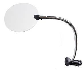 Настольная лупа на прищепке Magnifier 15122-1 2x 130 мм, фото 2