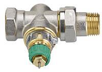 Термостатический клапан Dynamic Valve RA-DV DN15 прямой (013G7714) Данфосс