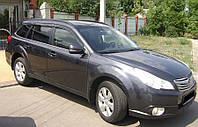 Дефлекторы окон (ветровики) Subaru Outback IV 2009