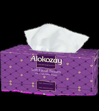 Бумажная салфетка Alokozay 200 штук