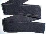 Резинка декоративная 35мм, черная, фото 3