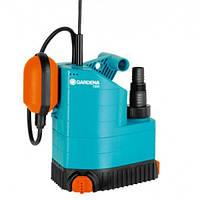 Насос дренажный для слабозагрязненной воды Gardena 7000 Classic (01780-20)