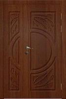 Бронированные (входные) двери: Модель №24 (для улицы)