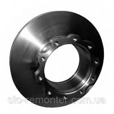 Тормозной диск передний MAN F90 / М2000 / F2000, 438x45 OEM 81508030009