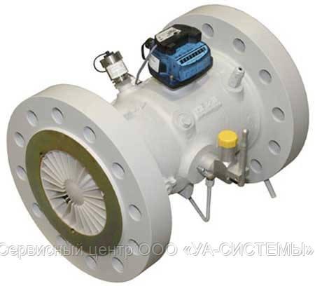Ремонт второй группы сложности счетчика газа турбинного типа