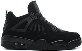 "Кроссовки Jordan 4 Retro ""Black Cat"""