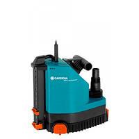 Насос дренажный для чистой воды Gardena 9000 Aquasensor Сomfort (01783-20)