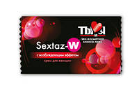 "Крем ""Sextaz-w"" для женщин одноразовая упаковка 1,5г #809"