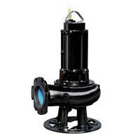 Zenit MAN, канализационные насосы с одноканальным открытым рабочим колесом