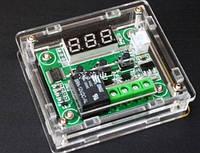 Корпус цифрового термостата  W1209