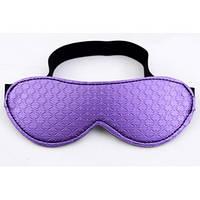 Маска LEXY Blindfold фиолетовая #965