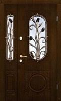 Бронированные (входные) двери: Модель №30 (для улицы)