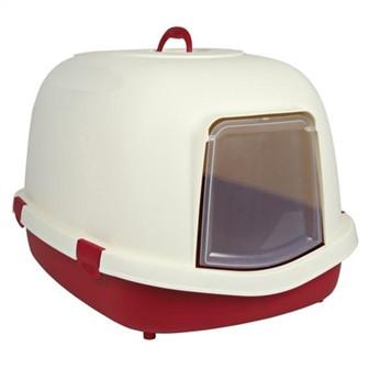 TRIXIE (Трикси) PRIMO XL - большой закрытый туалет для кошек (71х56х47см)