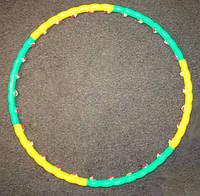 Массажный обруч Hula Hoop 1,6 кг