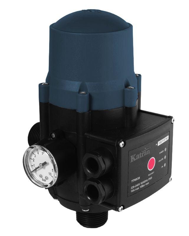 """Контроллер давления электронный 1,1 кВт d1"""" Aquatica Katran 779735"""