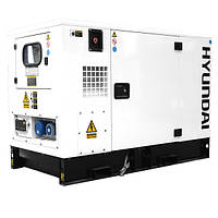 Дизельная электростанция Hyundai DHY45KSE + ATS