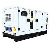 Дизельная электростанция Hyundai DHY18KSEm + ATS