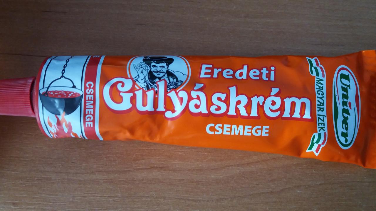 Паста гостра UNIVER Gulyaskrem (для ухи и гуляша ) 160г