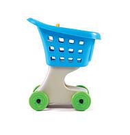"Детская тележка для игр ""SHOPPING CART"", 55х33х47 см"