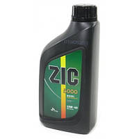 Моторное масло ZIC 5000 10W-40, 1л.