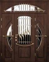 Бронированные (входные) двери: Модель №37 (для улицы)
