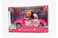 Кукольный набор «Эви и New Beetle» 5731539