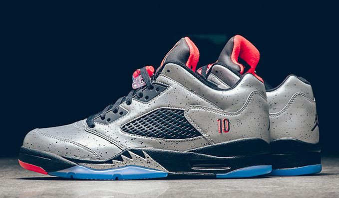 """967777b4acbb Баскетбольные кроссовки Nike Air Jordan 5 """"Neymar"""" - Интернет магазин обуви  Shoes-Mania"""