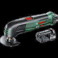 Аккумуляторный многофункциональный инструмент Bosch PMF10,8LI - 2 Аккумуляторные блоки