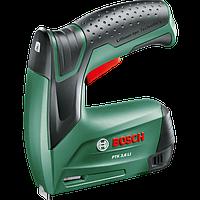 Аккумуляторный степлер Bosch PTK 3,6LI - Basic 0603968120