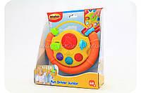 Детская музыкальная игрушка «Маленький водитель»